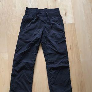 Lululemon studio pants - DOUBLE LINED